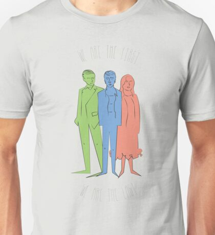 We Are The First  Unisex T-Shirt