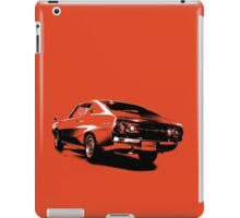 Datsun Skyline 2000 GTX iPad Case/Skin