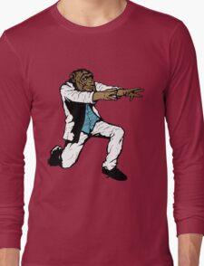 Disco Chimp Long Sleeve T-Shirt