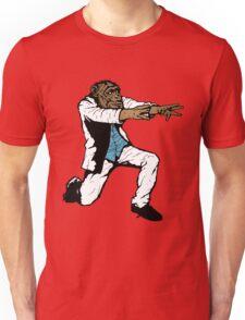 Disco Chimp Unisex T-Shirt