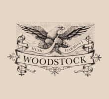 Woodstock Bird Banner by Zehda