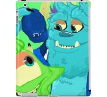 Mike and Sully iPad Case/Skin