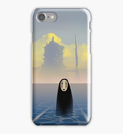 Kaonashi - No Face iPhone Case/Skin