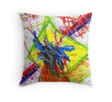 Defined Confusion Throw Pillow