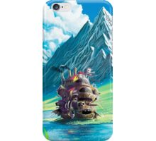 Howls iPhone Case/Skin