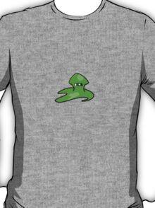 Splatoon Squiddie - Cunning Green T-Shirt
