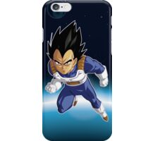 Vegeta Dragon Ball Z iPhone Case/Skin