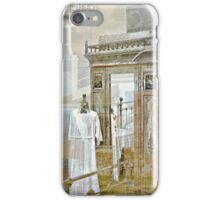 As Time Goes By iPhone Case/Skin