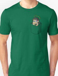 Chibi Pocket Cas Unisex T-Shirt