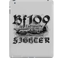 Bf 109 iPad Case/Skin