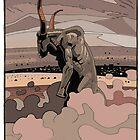 Minotaur by David  Kennett