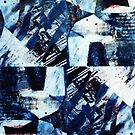 New York Counterpoint (Triptych - 1) by Darvek