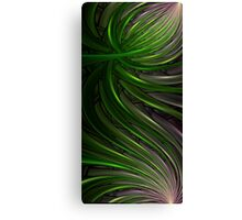 Glass Bloom (178 Views) Canvas Print