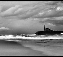 The Sigma during a storm by joannemaree