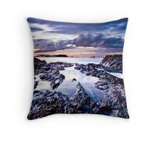 Currumbin Sunset Throw Pillow