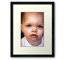 Clare-abell Framed Print