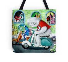 Scooter rally - Yeti and Co. Tote Bag
