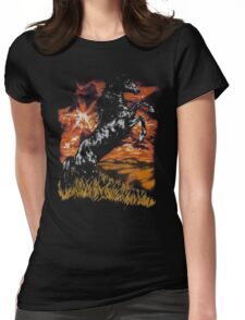 Charlie Horse T-Shirt Womens Fitted T-Shirt