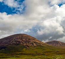 Cullins on the way to Elgol by Antonio Zarli