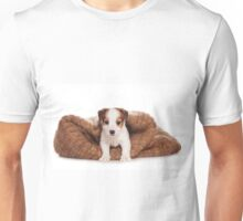 Jack Russell Terrier puppy Unisex T-Shirt