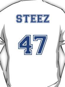Capital Steez 47 Indigo College High School Jersey T-Shirt