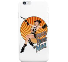 Pistol Packin' Mama (sweet) iPhone Case/Skin