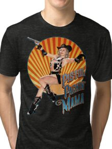 Pistol Packin' Mama (sweet) Tri-blend T-Shirt