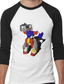 Music Machine  Men's Baseball ¾ T-Shirt