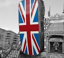 Union Jack by Alex Hardie