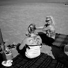 Terschelling Beach 50s Style Memories by patjila