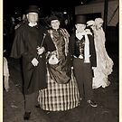Carte de Visite 2013 Vintage Costume Photography by patjila