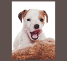 Jack Russell Terrier puppy One Piece - Short Sleeve