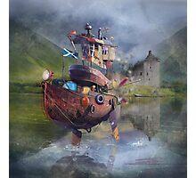 """ Fishing Boat ""  Photographic Print"
