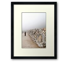 Not all who wander are lost #1 Framed Print