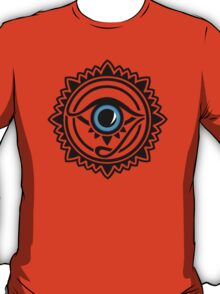 Nazar - protection amulet - eye of providence - all seeing eye, Horus T-Shirt