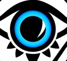 Nazar - protection amulet - eye of providence - all seeing eye, Horus Sticker