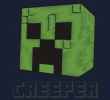 Minecraft Creeper  by diffy2009