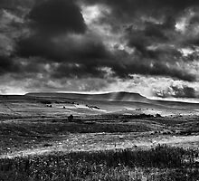 Pen-Y-Ghent, Yorkshire Dales by Photomh