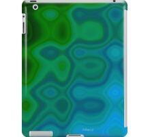 sd Abstract pattern 104A iPad Case/Skin