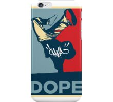 DOPE! iPhone Case/Skin
