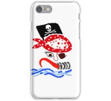 PIRATE BOLD GRAPHIC KIDS COLLECTION iPhone Case/Skin