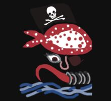 PIRATE BOLD GRAPHIC KIDS COLLECTION Kids Tee