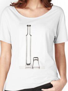 Glass Bottle Women's Relaxed Fit T-Shirt