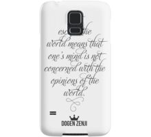The Opinions of the World Samsung Galaxy Case/Skin