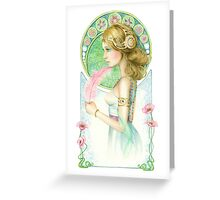Feather by Scot Howden Greeting Card