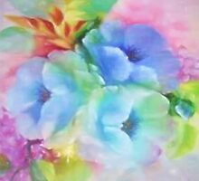 Beautiful Pastels by Catherine Hamilton-Veal  ©