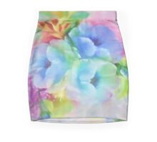 Beautiful Pastels Mini Skirt