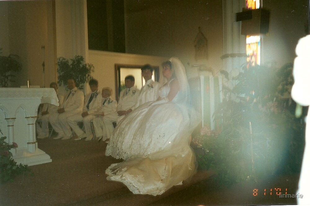 The Veil was lifted by linmarie