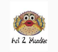 Blowfish T-Shirt by plunder