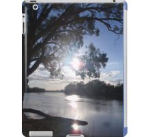 Sunset on the Murray iPad Case/Skin